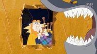 鲨鱼哥与美人鱼-爱尔兰风笛-喜剧-动画-动漫-卡通短片