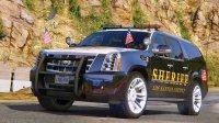 亚当熊 GTA5:凯迪拉克凯雷德ESV&黑警之路