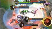 【王者荣耀木子】厉害了我的哥,露娜5连杀6得飞起! (2)