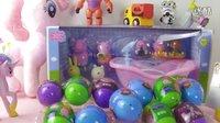 奇趣蛋惊喜蛋出奇蛋玩具第3期:粉红猪小妹玩具小猪佩奇!蜡笔小新,爱探险的朵拉,小马宝莉