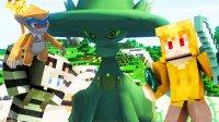 【小熙 我的世界】精灵宝可梦05 发现神秘祭坛里的梦妖魔和猛火猴!