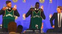 【亚当熊 NBA2k17】MC生涯模式EP4 熊哥加入美国梦之队&NBA选秀大会