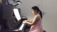 莫扎特C大调小奏鸣曲第一乐章