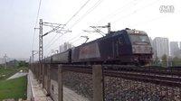 [火车]HXD3C+25G[K502]长沙-成都 广铁沙段 开福区上行
