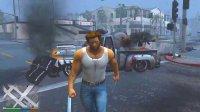 亚当熊 GTA5:金刚狼开打僵尸车意外被感染
