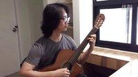《阿拉伯风格奇随想曲》张季深圳古典吉他音乐教室