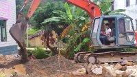 挖土机工作视频 超牛X的挖掘机和水浆水平!!!挖掘机表演