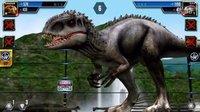 【肉搏快乐】我的恐龙侏罗纪世界 213猪鳄 对战霸王龙和狂暴龙