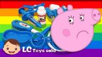 小猪佩奇和迷糊娃娃玩具套装