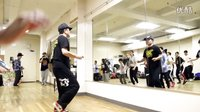 Yoshibow 授課- Be Bop Crew 2014.3.25