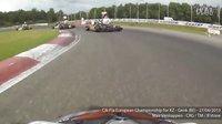 维斯塔潘 车载视角 - 欧洲卡丁车锦标赛 Onboard Max Verstappen - Genk -European Championship KZ