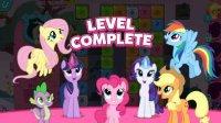 小马宝莉益智冒险游戏【彩虹小马:益智党】消除类游戏 友谊的魔法 孩之宝 iOS游戏 My Little Pony Puzzle Party