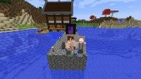我的世界【明月庄主☆小兔子】1.10生存EP27水下奇妙之旅Minecraft