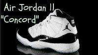 """「無才說No.121] Air Jordan 11 Retro """"Concord"""" 康扣球鞋介紹"""