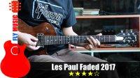 吉普森Gibson Les Paul Faded 电吉他评测 FLYMUSIC