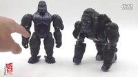 【天帝评测】神还原!MP猩猩队长 玩具分享 超能勇士