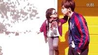 董力阿拉蕾CP甜化少女心片段 揭秘崔雅涵家庭背景走红原因未播(爸爸去哪儿第四季)