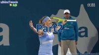 【年度系列】2016年WTA决赛精彩得分集锦 PART2