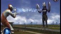 萝卜吐槽番外篇 简单试玩PS2奥特曼空想特摄第6章 VS 巴尔坦星人二代目