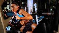 Lindsey Renee - 臀腿与腹肌沙漏训练