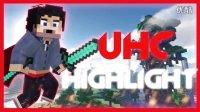 MinecraftBB《UHC Highlights #3 OP 鱼竿残血反杀2人》