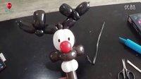 [气球教程]圣诞麋鹿