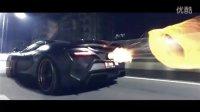 McLaren MP412C X PP-Performance X FiExhaust 这不是特效,真心声浪爽片!