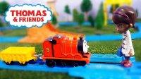托马斯和他的朋友们:麦芬医生修火车 小医师大玩偶 托马斯小火车 哆啦A梦 轨道玩具