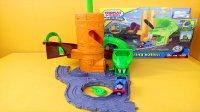 托马斯和他的朋友们 托马斯 奔跑在蛇口隧道 汽车总动员 轨道大师 迪士尼 玩具