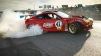 法拉利引擎驱动的丰田GT4586改装 最终更新