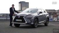 [Autogefuehl] Lexus 雷克萨斯 RX450h Hybrid 油电混动 深度试驾