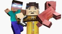 TOP 5 MINECRAFT SONGS & ANIMATIONS 2016 - Best Animations by FrediSaalAnimations