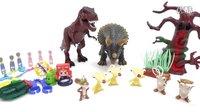 惊喜蛋  恐龙Kinder喜悦惊喜蛋冰河时代5 玩具 碰撞课程 玩具恐龙