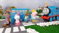 托马斯和他的朋友们:哆啦A梦巴士风云 托马斯小火车 机器猫 玩具动画 小猪佩奇 粉红猪小妹 功夫熊猫