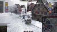 T62A_鲁别克(冬季) [坦克世界骚年]直播录像
