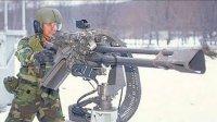 世界上射速最快的车载及直升机用机枪