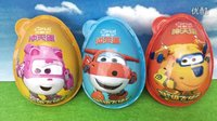 大头儿子小头爸爸和花园宝宝拆超级飞侠乐迪奇趣蛋玩具视频