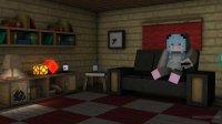 【慕雪】我的世界★MC★慕雪教你做内饰#第二集 实用的椅子沙发