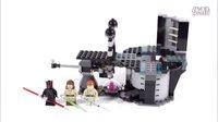 乐高LEGO 75169 星球大战STAR WARS DUEL ON NABOO 75169 SET REVIEW