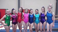 SevenSuperGirls Try Gymnastics