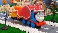 托马斯和他的朋友们:托马斯圣诞小火车 送礼物 汪汪队 超级飞侠  小猪佩奇 海底小纵队