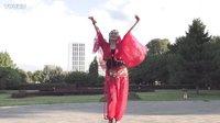 印度舞-Arash-Boro Boro表演者 付智华