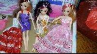 过家家玩具亲子游戏10 芭比公主芭比娃娃小公主换装穿衣服拆箱神秘礼物玩具 开心时刻与玩具介绍2016 小猪佩奇 芭比娃娃梦幻飞马 巴比娃娃衣橱洋娃娃儿童女孩玩具