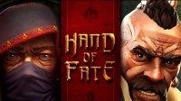 【老陈单机】命运之手Hand of Fate 军神难度流程EP01
