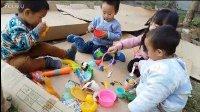 亲子游戏 儿童过家家厨房玩具12 可爱的宝宝们在玩做饭做菜厨房玩具游戏 开心时刻与玩具介绍2016 小猪佩奇厨房玩具 煮饭的过家家游戏 厨房炒菜过家家