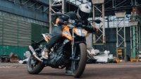 2017款 KTM 125 DUKE 公爵 街车摩托 宣传片