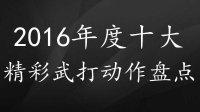 【原创】2016年度十大精彩动作功夫武打盘点 100分钟全是打 甄子丹吴京洪金宝岳松斯科特阿金斯杰森斯坦森迈克尔加怀特