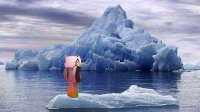 米米<我的世界冰山一角> 1.10单人生存 #1# 杀猪居然要找理由