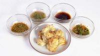 味库美食|四种饺子蘸料的调法
