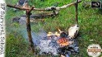 【露营野餐】如何自制烤架烤肉
